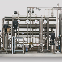 High Purity Water Generation System (Pharmaceuticals)