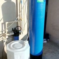 Water Softener-Automatic
